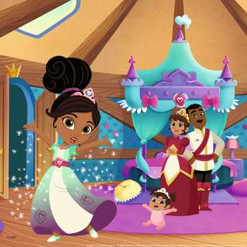 Nella the Princess Knight, 3x49pc Puslespil;Puslespil for børn - Billede 4 - Ravensburger