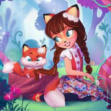 Puzzles 3x49 p - Le monde merveilleux des Enchantimals Puzzle;Puzzle enfant - Image 2 - Ravensburger