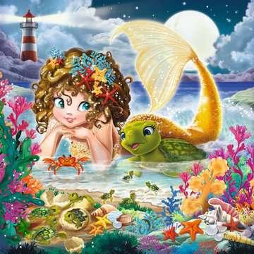 08063 Kinderpuzzle Bezaubernde Meerjungfrauen von Ravensburger 4