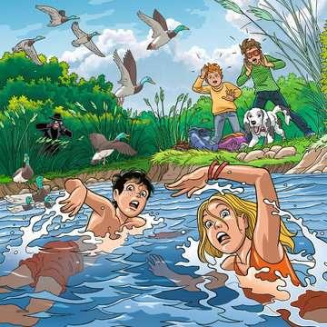 08066 Kinderpuzzle Abenteuer mit TKKG von Ravensburger 3