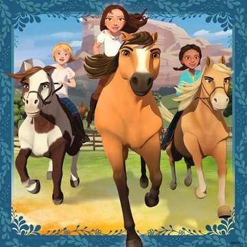 Avontuur te paard Puzzels;Puzzels voor kinderen - image 2 - Ravensburger