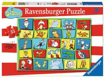Characters Jigsaw Puzzles;Children s Puzzles - image 1 - Ravensburger