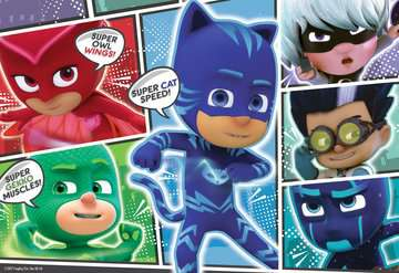 PJ Masks 35pc Puzzles;Children s Puzzles - image 2 - Ravensburger