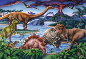 Dinosaur Playground Jigsaw Puzzles;Children s Puzzles - image 2 - Ravensburger
