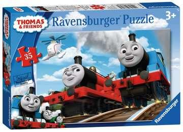 Thomas & Friends 35pc Puzzles;Children s Puzzles - image 1 - Ravensburger