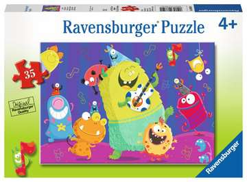 Giggly Goblins Jigsaw Puzzles;Children s Puzzles - image 1 - Ravensburger