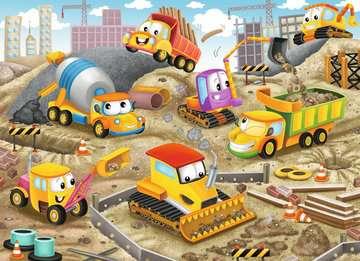 Raise the Roof! Jigsaw Puzzles;Children s Puzzles - image 2 - Ravensburger
