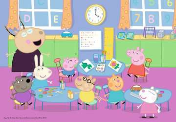 Peppa Pig Classroom Fun 35pc Puzzles;Children s Puzzles - image 2 - Ravensburger