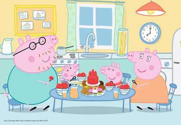 Peppa Pig Family Time 35pc Puzzles;Children s Puzzles - image 2 - Ravensburger
