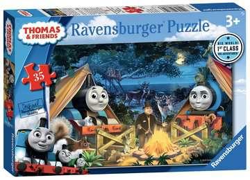 Thomas & Friends Big World Adventures 35pc Puzzles;Children s Puzzles - image 1 - Ravensburger