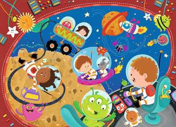 Recess in Space Jigsaw Puzzles;Children s Puzzles - image 2 - Ravensburger