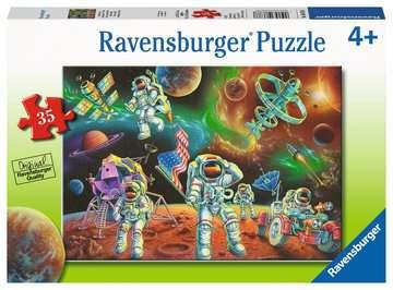 Moon Landing Jigsaw Puzzles;Children s Puzzles - image 1 - Ravensburger