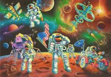 Moon Landing Jigsaw Puzzles;Children s Puzzles - image 2 - Ravensburger