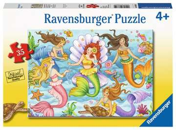 Queens of the Ocean Jigsaw Puzzles;Children s Puzzles - image 1 - Ravensburger