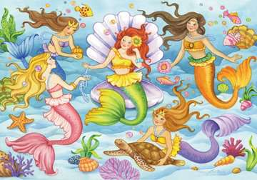 Queens of the Ocean Jigsaw Puzzles;Children s Puzzles - image 2 - Ravensburger