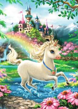 Unicorn Castle Jigsaw Puzzles;Children s Puzzles - image 2 - Ravensburger