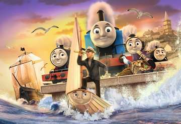 Sodor's Legend of the Lost Treasure Jigsaw Puzzles;Children s Puzzles - image 5 - Ravensburger