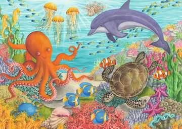 Ocean Friends Jigsaw Puzzles;Children s Puzzles - image 2 - Ravensburger