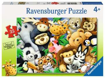 Softies Jigsaw Puzzles;Children s Puzzles - image 1 - Ravensburger