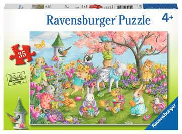 Egg Hunt Jigsaw Puzzles;Children s Puzzles - image 1 - Ravensburger