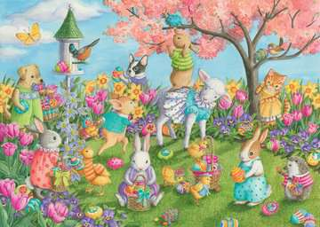 Egg Hunt Jigsaw Puzzles;Children s Puzzles - image 2 - Ravensburger