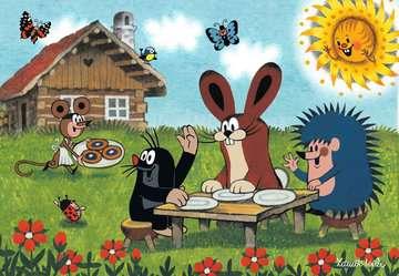 Urlaub mit Maulwurf und seinen Freunden Puzzle;Kinderpuzzle - Bild 2 - Ravensburger