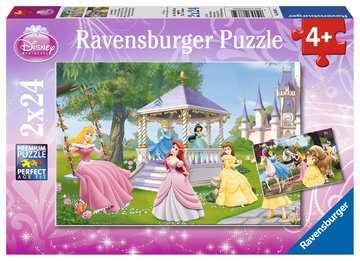 Incantevoli Principesse Puzzle;Puzzle per Bambini - immagine 1 - Ravensburger