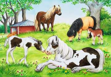 World of Horses Puslespil;Puslespil for børn - Billede 2 - Ravensburger