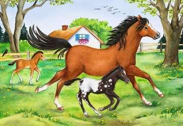 World of Horses Puslespil;Puslespil for børn - Billede 3 - Ravensburger
