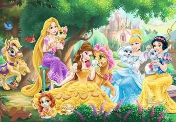 Beste Freunde der Prinzessinnen Puzzle;Kinderpuzzle - Bild 2 - Ravensburger