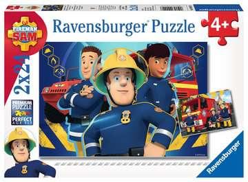 09042 Kinderpuzzle Sam hilft dir in der Not von Ravensburger 1