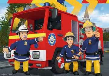 09042 Kinderpuzzle Sam hilft dir in der Not von Ravensburger 2