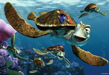 Disney Pixar Collection: Nemo's Adventure Jigsaw Puzzles;Children s Puzzles - image 3 - Ravensburger