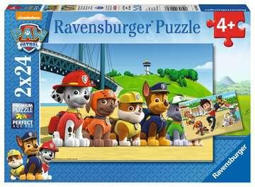 09064 Kinderpuzzle Heldenhafte Hunde von Ravensburger 1