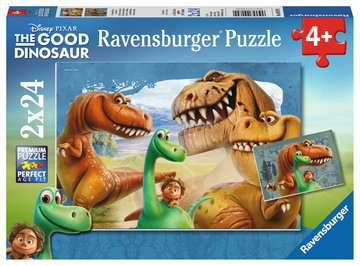 The Good Dinosaur Jigsaw Puzzles;Children s Puzzles - image 1 - Ravensburger