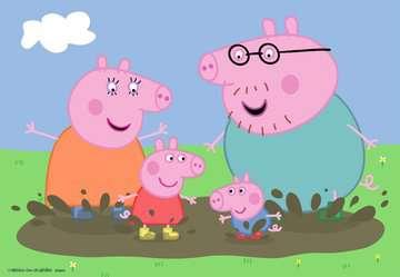 Puzzles 2x24 p - La vie de famille / Peppa Pig Puzzle;Puzzle enfant - Image 2 - Ravensburger
