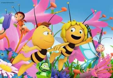09093 Kinderpuzzle Die kleine Biene Maja von Ravensburger 2