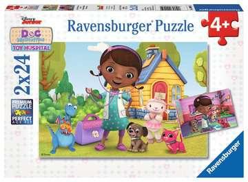 Pet Vet Jigsaw Puzzles;Children s Puzzles - image 1 - Ravensburger