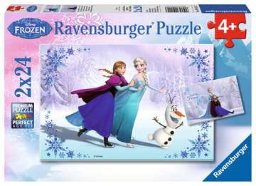 Sisters Always Jigsaw Puzzles;Children s Puzzles - image 1 - Ravensburger