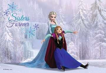 Puzzles 2x24 p - Sœurs pour toujours / Disney La Reine des Neiges Puzzle;Puzzle enfant - Image 3 - Ravensburger