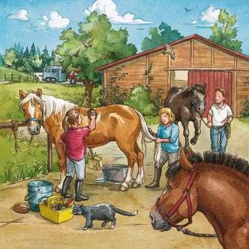 Mein Reiterhof Puzzle;Kinderpuzzle - Bild 2 - Ravensburger