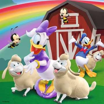 Iedereen houdt van Mickey Puzzels;Puzzels voor kinderen - image 2 - Ravensburger