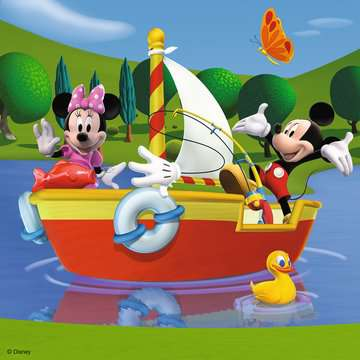 Iedereen houdt van Mickey / Tout le monde aime Mickey Puzzle;Puzzles enfants - Image 4 - Ravensburger