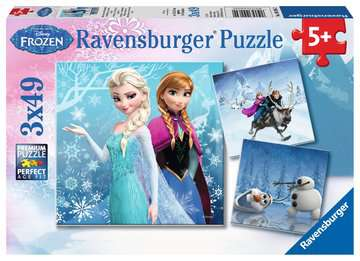 Winter Adventures Jigsaw Puzzles;Children s Puzzles - image 1 - Ravensburger