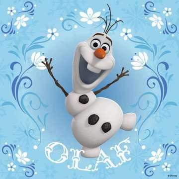 Elsa, Anna y Olaf Puzzles;Puzzle Infantiles - imagen 3 - Ravensburger