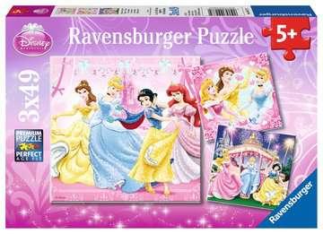 09277 Kinderpuzzle Schneewittchen von Ravensburger 1