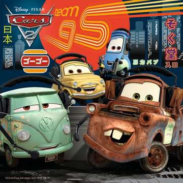 Disney Cars: Worldwide Racing Fun Jigsaw Puzzles;Children s Puzzles - image 3 - Ravensburger