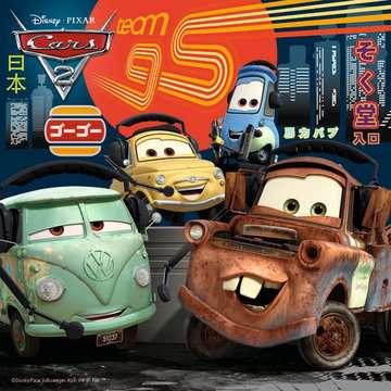 Cars - Giro intorno al mondo Puzzle;Puzzle per Bambini - immagine 3 - Ravensburger