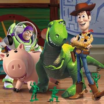 Disney Pixar Collection: Woody & Rex Jigsaw Puzzles;Children s Puzzles - image 2 - Ravensburger