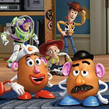 Disney Pixar Collection: Woody & Rex Jigsaw Puzzles;Children s Puzzles - image 3 - Ravensburger